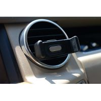 Universal car holder WindFrame+ 360° ventilation grid  Cars accessories iPhone 4 - 4