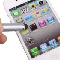 Achat Stylet tactile argent touch pen iPhone IPad, IPod, iMac ACC00-031X