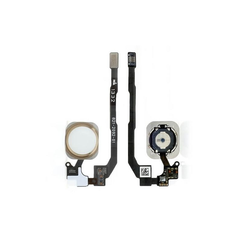 Tablecloth Home button and home button for iPhone 5S/SE  Spare parts iPhone 5S - 2
