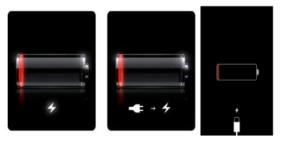 batterie hs