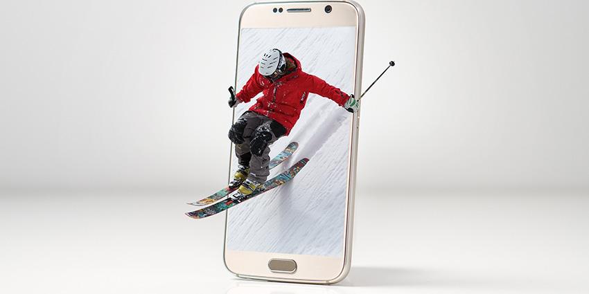 Smartphone sport.