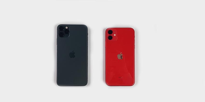 iPhone 11 et iPhone 11 Pro Max