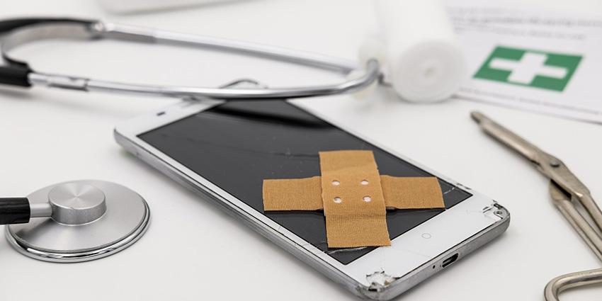 Reparer son smartphone.
