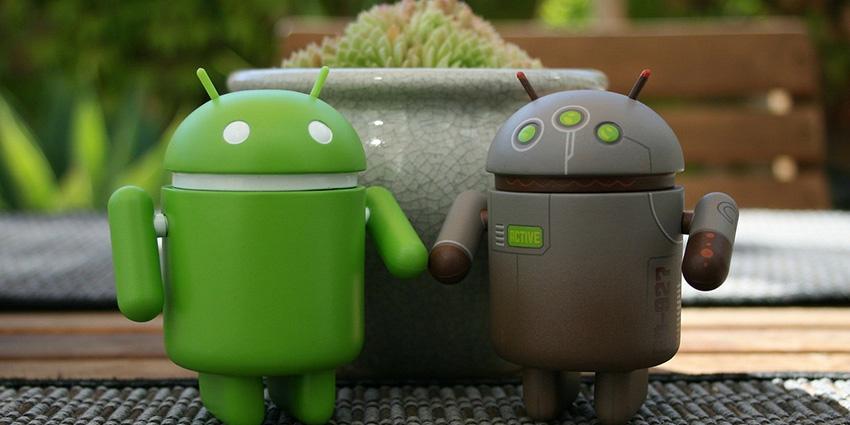 Mise à jour Android 10.