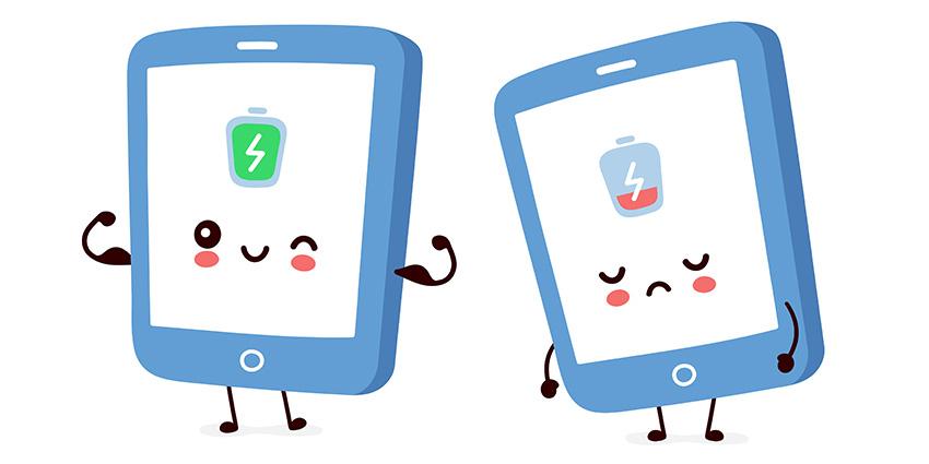 Batterie téléphone : l'effet mémoire existe encore ?