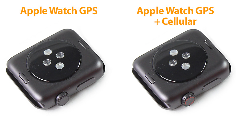 Apple Watch WiFi + Cellular