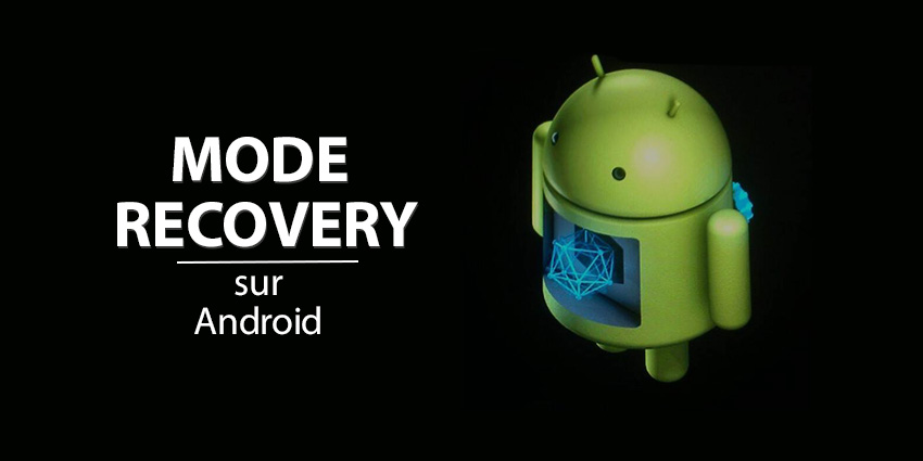 Mode recovery Android
