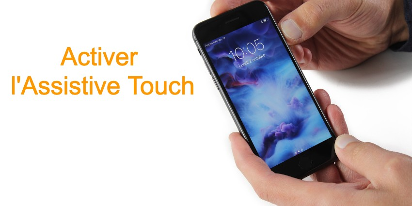 Activer Assistive Touch iPhone