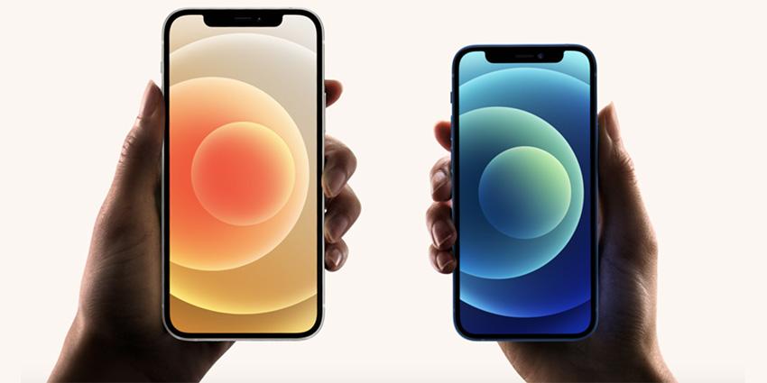 Nouveautés iPhone 12