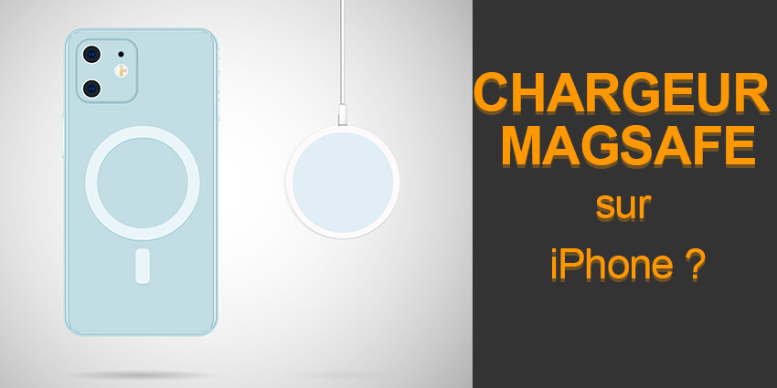 Chargeur magsafe iPhone