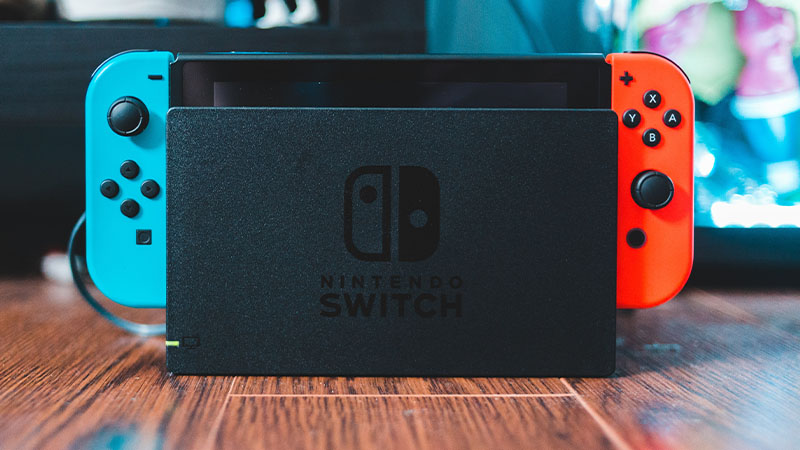 Réparation Nintendo Switch