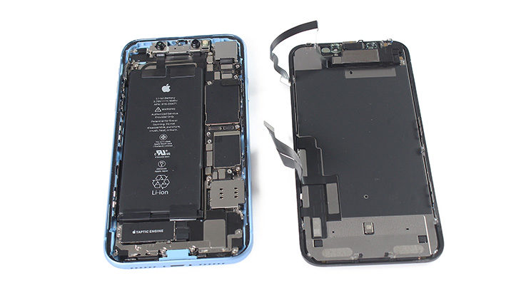 prix reparation iphone XS