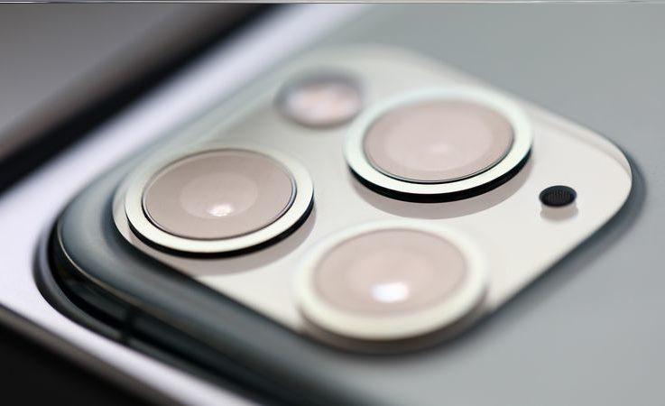 iPhone Pro cameras