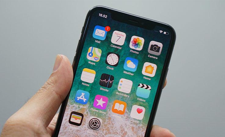 Encoche iPhone