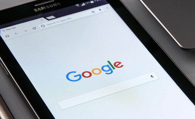 Plusieurs moteurs de recherche sur Android