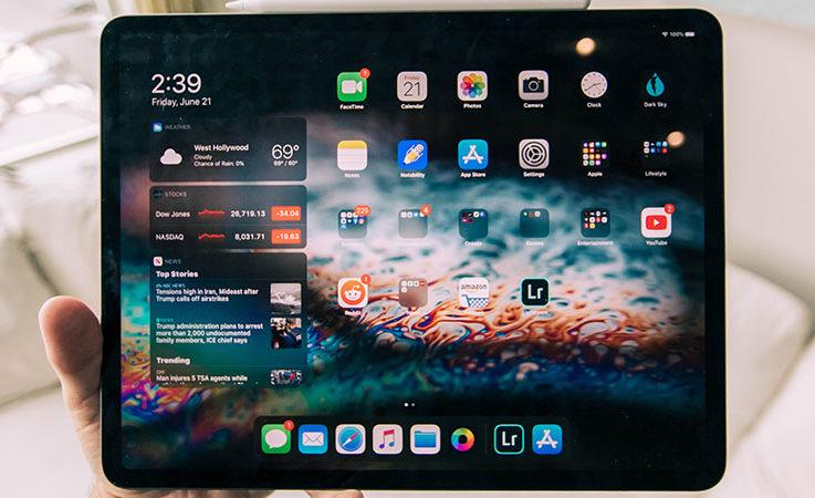 iPad Pro avec puce M1