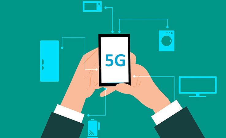 Data mobile 5G