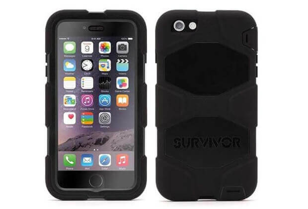 Coque indestructible iPhone 7