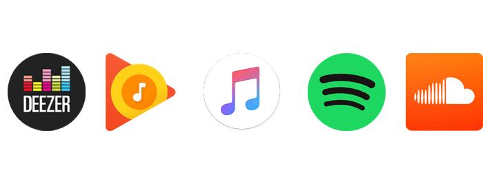 Top 5 apps musique pour Smartphone